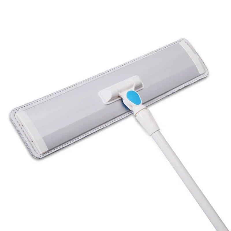 Плоская швабра для мытья пола в больших помещениях Boomjoy