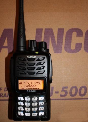 Портативная рация Alinco DJ-500