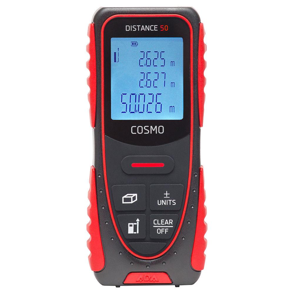 Дальномер лазерный ADA Cosmo 50 с поверкой