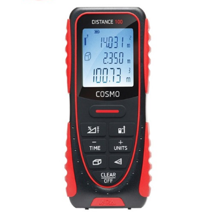 Дальномер лазерный ADA Cosmo 100 с функцией уклономера с поверкой