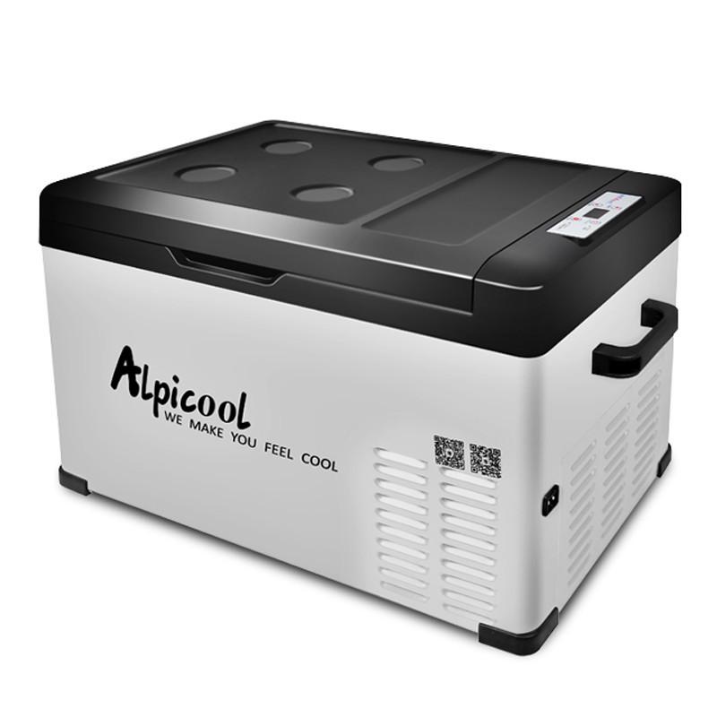 Kомпрессорный автохолодильник ALPICOOL C30 (+ Три аккумулятора холода в подарок!)