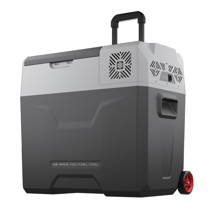 Автохолодильник компрессорный Alpicool CX50 (+ Пять аккумуляторов холода в подарок!)