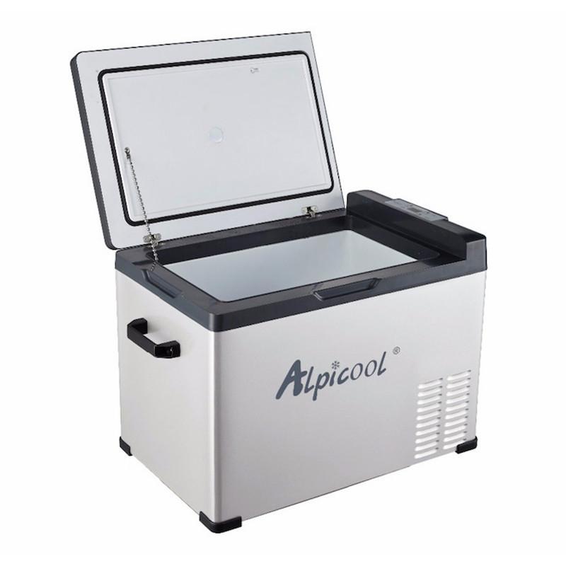 Kомпрессорный автохолодильник ALPICOOL C40 (+ Четыре аккумулятора холода в подарок!)