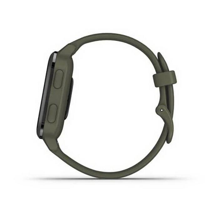 Часы Garmin Venu Sq Music Edition темно-зеленый