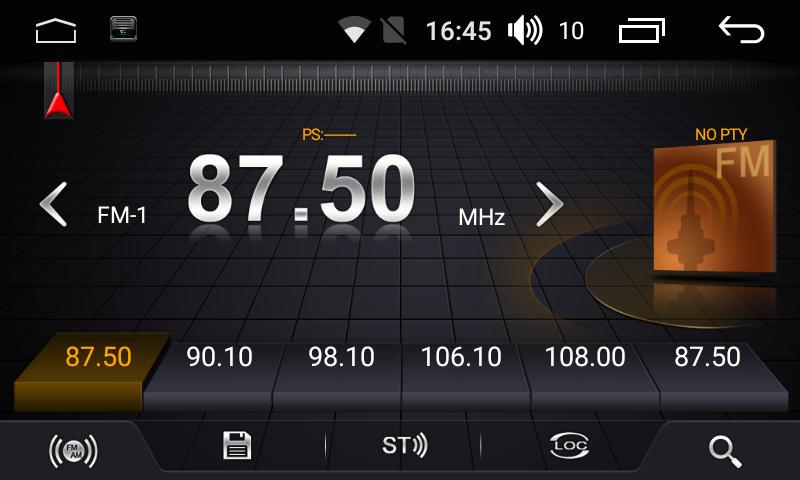 Штатная магнитола FarCar s195 Universal на Android (LX831) (+ Камера заднего вида в подарок!)