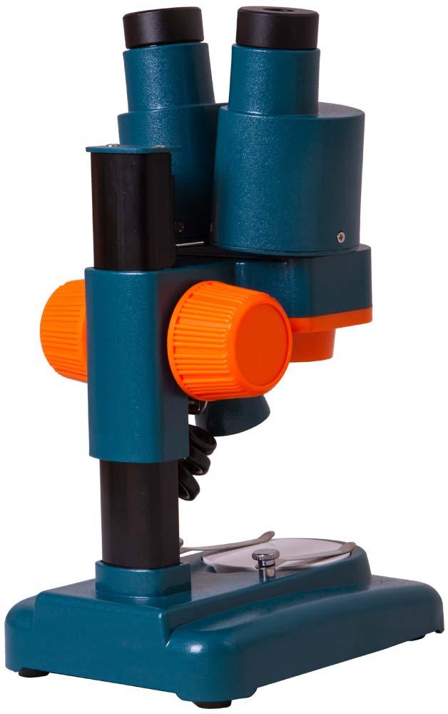 Микроскоп Levenhuk LabZZ M4 стерео (+ Книга «Невидимый мир» в подарок!)