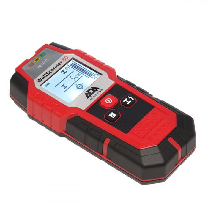 Детектор проводки ADA Wall Scanner 80