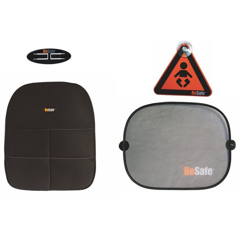Комплект аксессуаров «по ходу движения» BeSafe Forward-Facing set