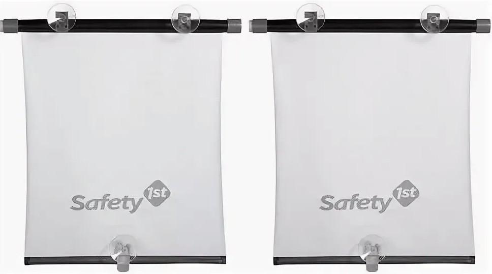 Комплект рулонных шторок Safety 1st Grey (2 шт.)