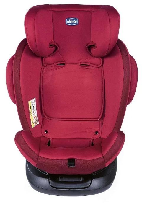 Автокресло Chicco Unico Red Passion (+ Защитный чехол СМЕШАРИКИ в подарок!)