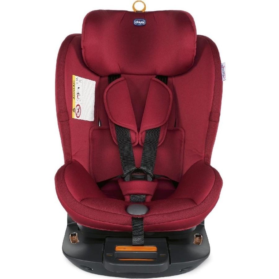 Автокресло Chicco 2Easy Red Passion (+ Защитный чехол СМЕШАРИКИ в подарок!)