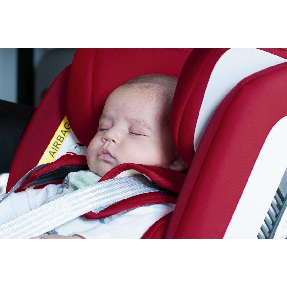 Автокресло Chicco Seat-up Red Passion (+ Защитный чехол СМЕШАРИКИ в подарок!)
