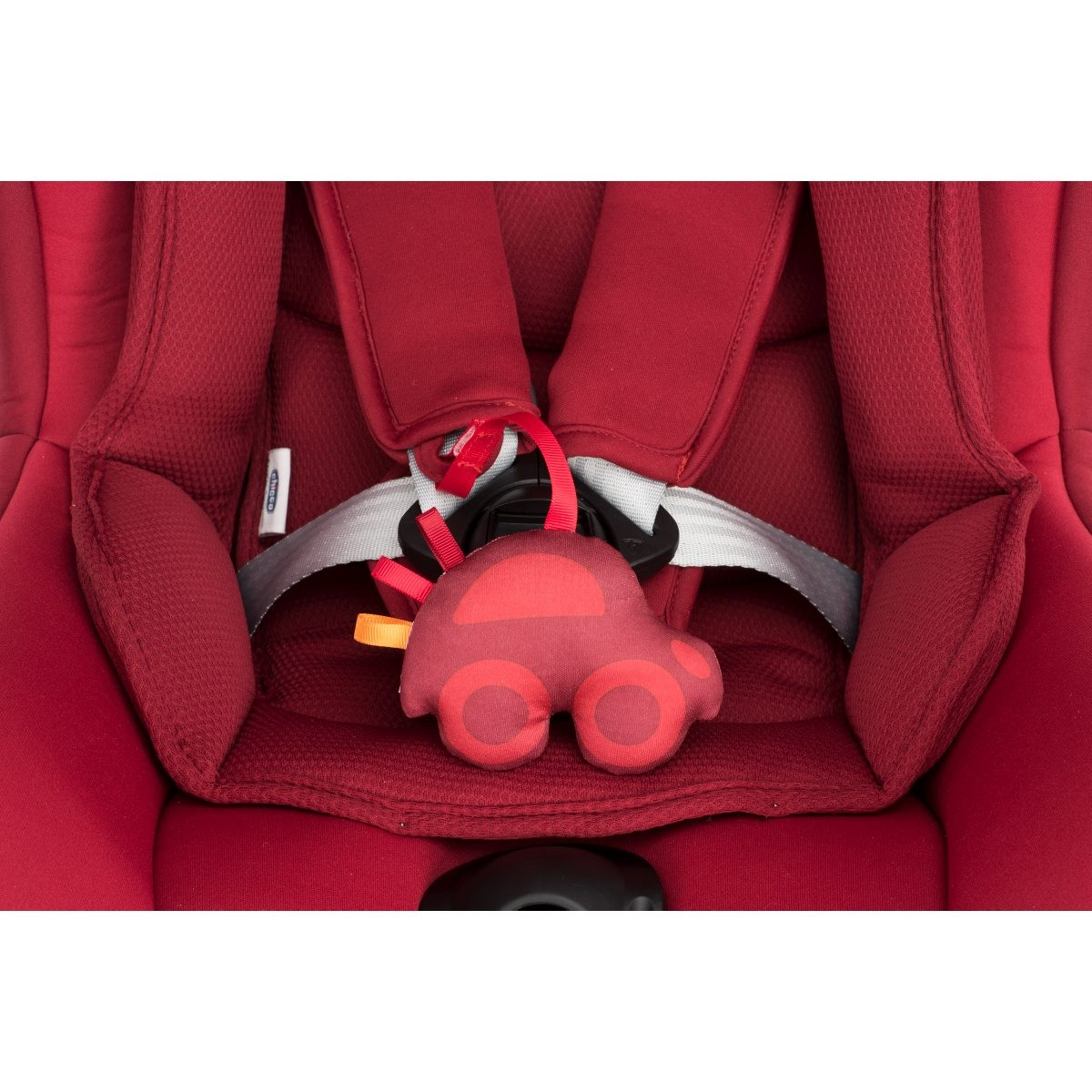 Автокресло Chicco Cosmos RED PASSION (+ Защитный чехол СМЕШАРИКИ в подарок!)