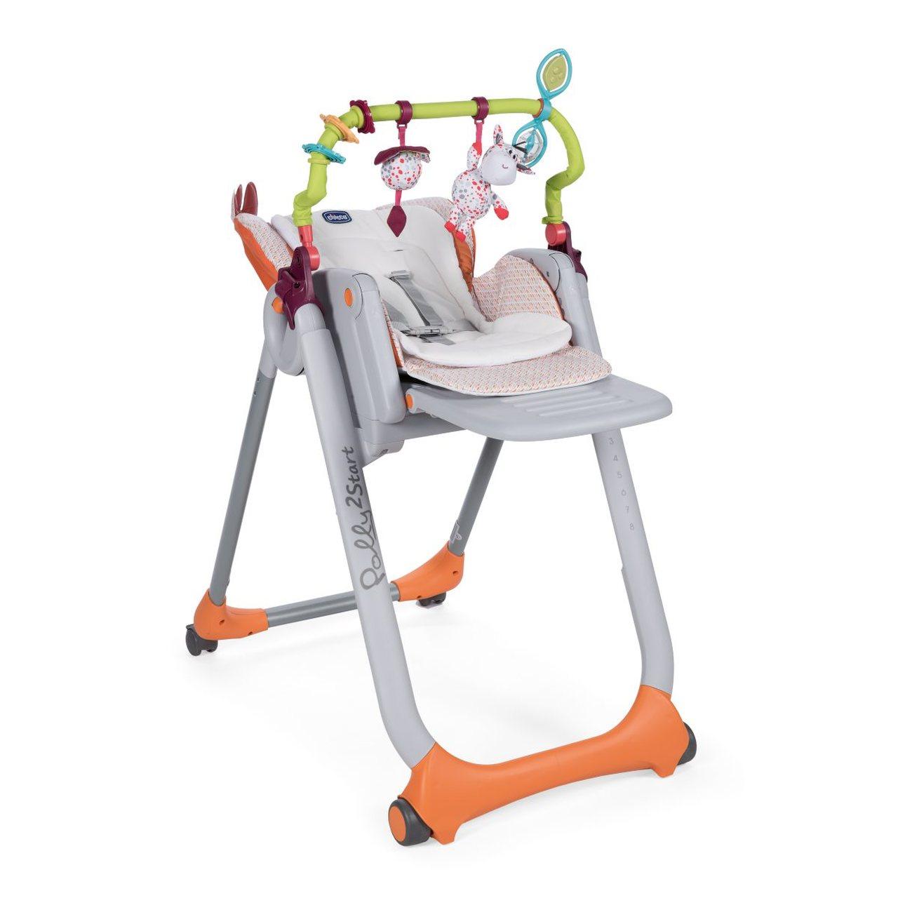 Набор Chicco для стульчиков Polly Progres5