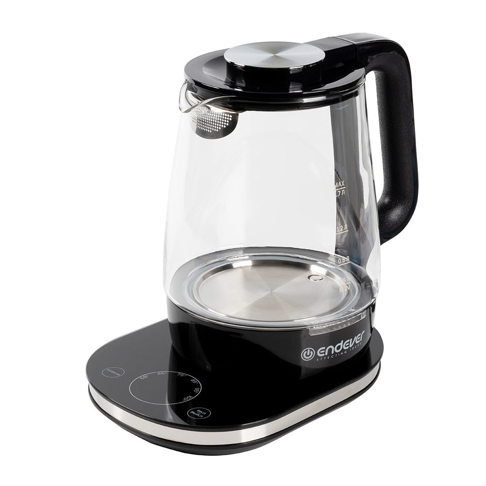 Чайник электрический Endever Skyline KR-334 G (черный)