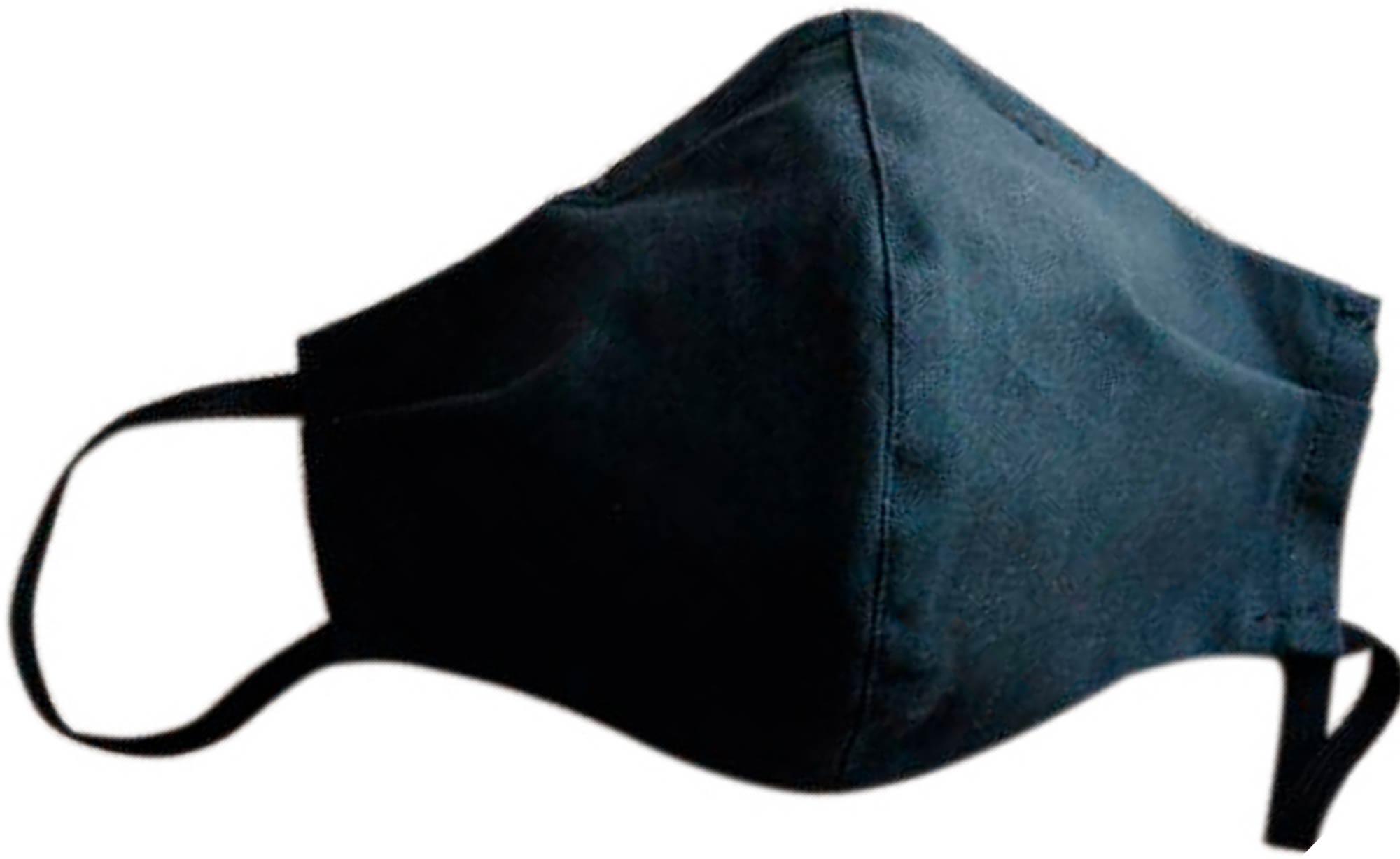 Черная размер универсальный (4 сменных фильтра)
