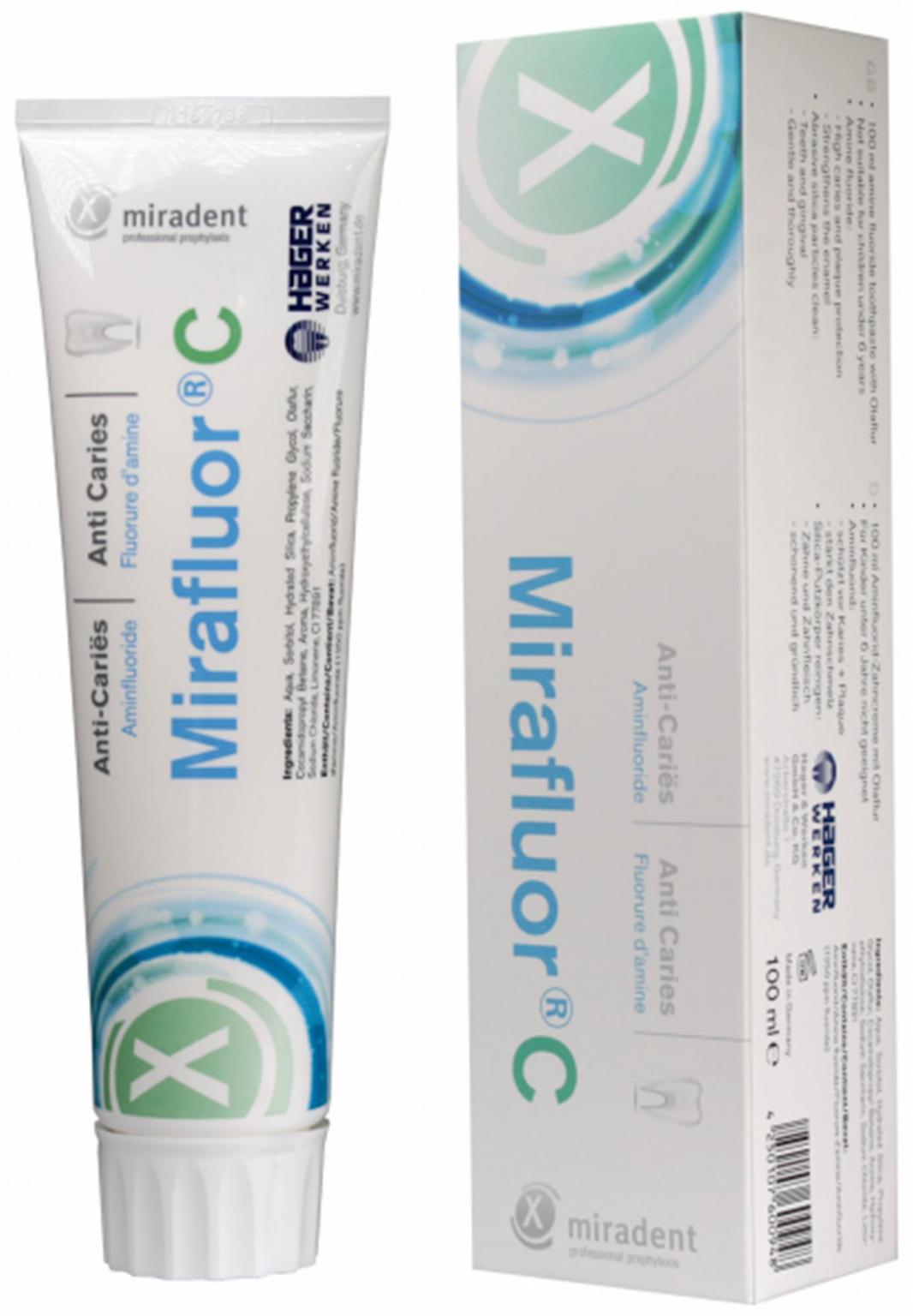 Зубная паста Miraclin Implant 100 мл