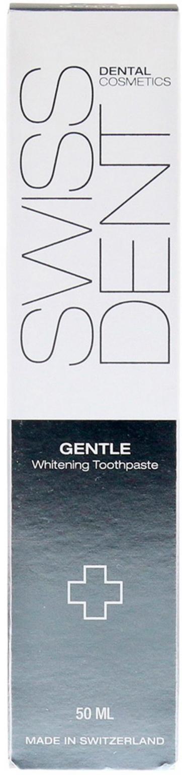 Зубная пастаSWISSDENT GENTLE 50 мл