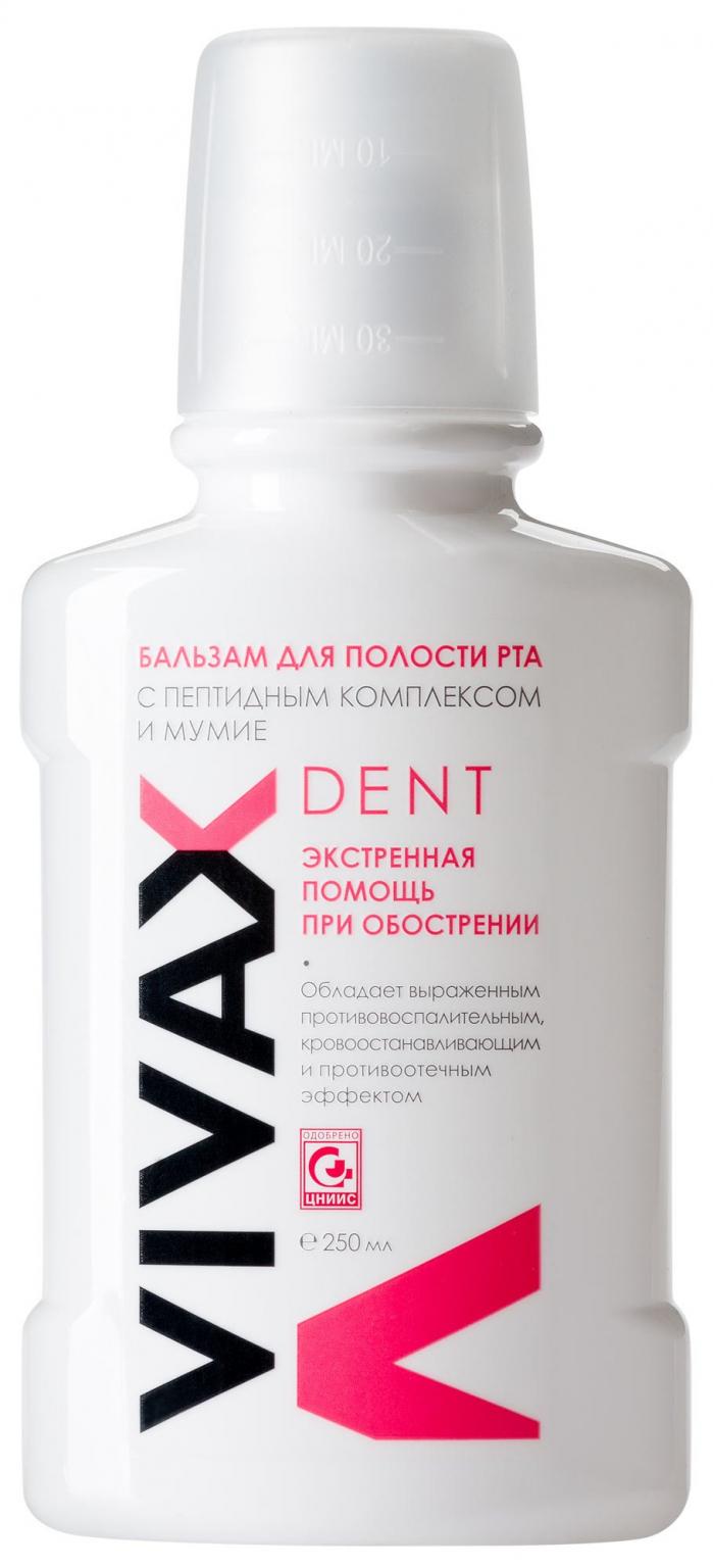 Противовоспалительный бальзам Vivax 250 мл