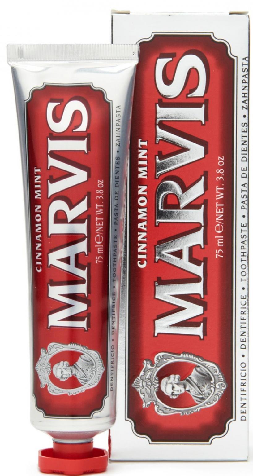 Зубная паста Marvis Cinnamon Mint Корица и мята 85 мл