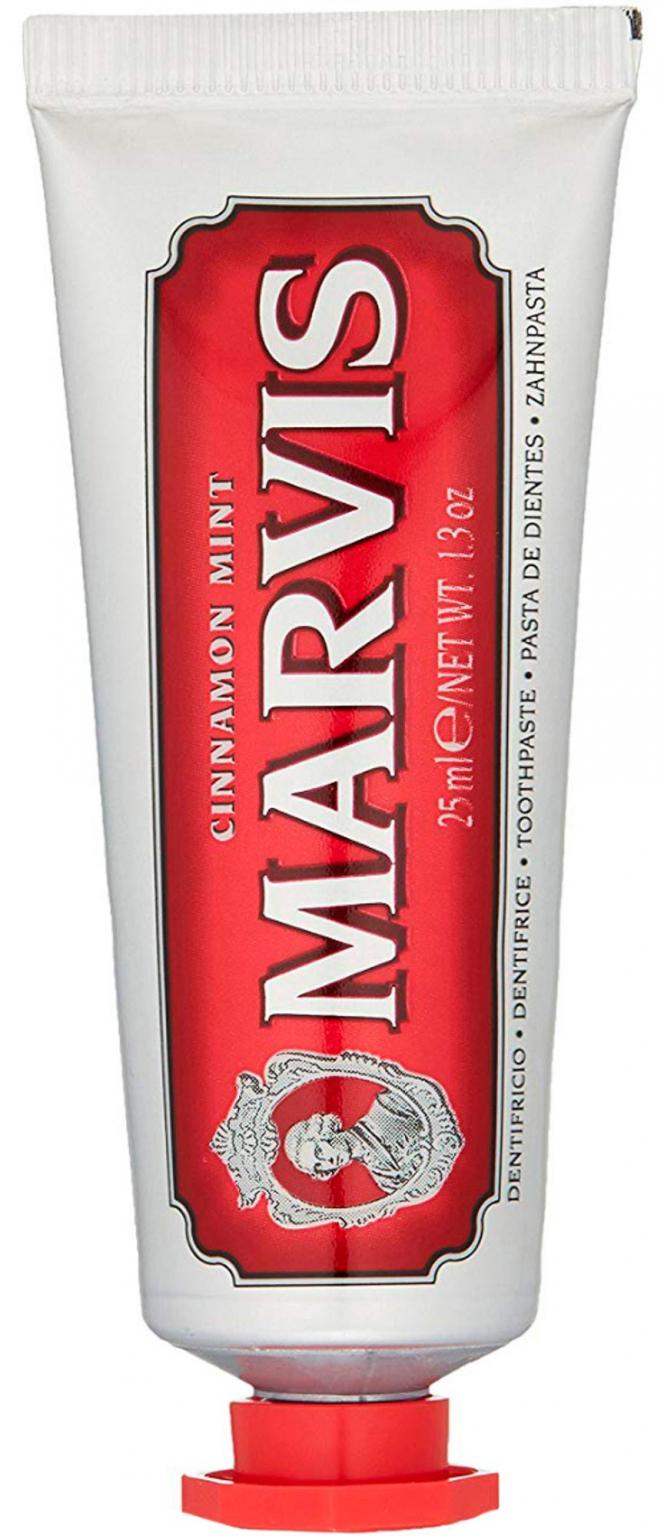 Зубная паста Marvis Cinnamon Mint Корица и мята 25 мл