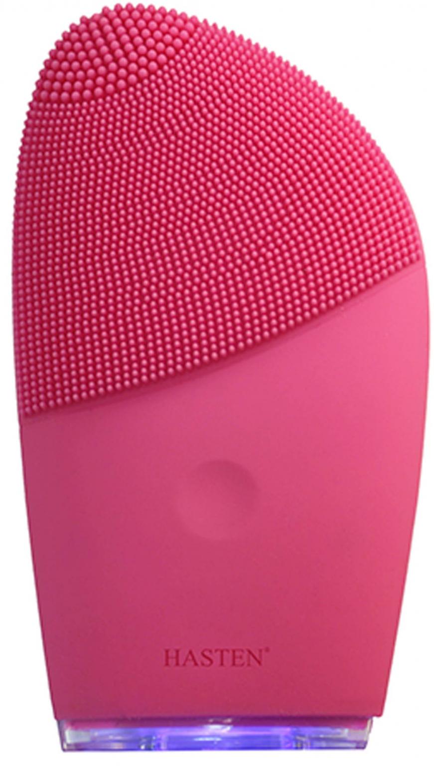 HASTEN Массажер-очиститель силиконовый для лица - HAS100
