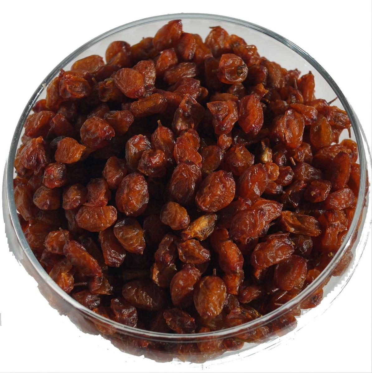 ОБЛЕПИХА 1 кг вяленая сушеная ягода
