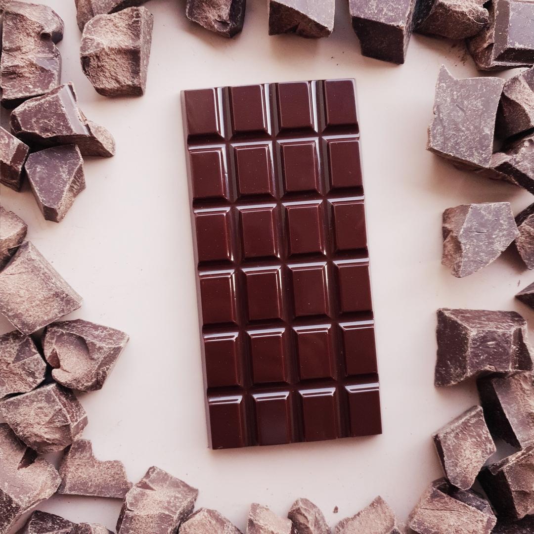 "Темный шоколад ""Моккачино"" 30 г Lubaica"