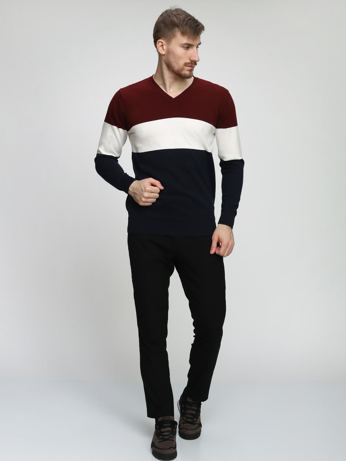 Пуловер мужской SRRJ9347