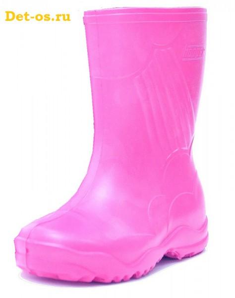 """Модель: 1-121-R03 розовый Сапоги детские ЭВА, утеплённые """"Nordman"""""""