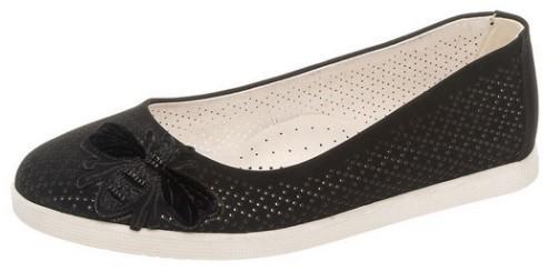 """Модель: 988330/04-01 черный Туфли школьные, подростковые """"Betsy"""""""