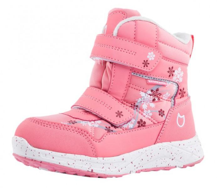 """Модель: 254974-41 розовый Ботинки детские с мембраной """"Котофей"""""""
