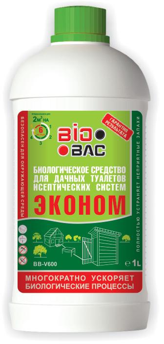 Средство для дачных туалетов и септических систем BB-V600