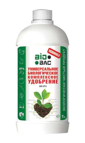 Универсальное биологическое комплексное удобрение BB-VFU