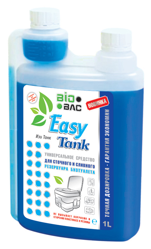 Универсальное средство для биотуалета Easy Tank Изи Танк