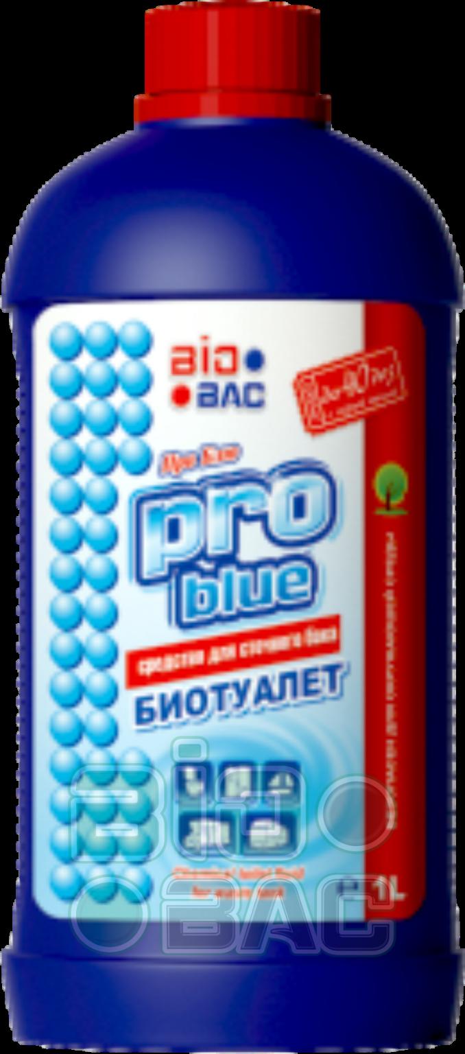 Для сточного бачка биотуалета Pro Blue Про Блю