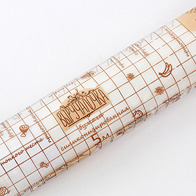 Силиконизированная бумага для выпечки (рулон 5м)