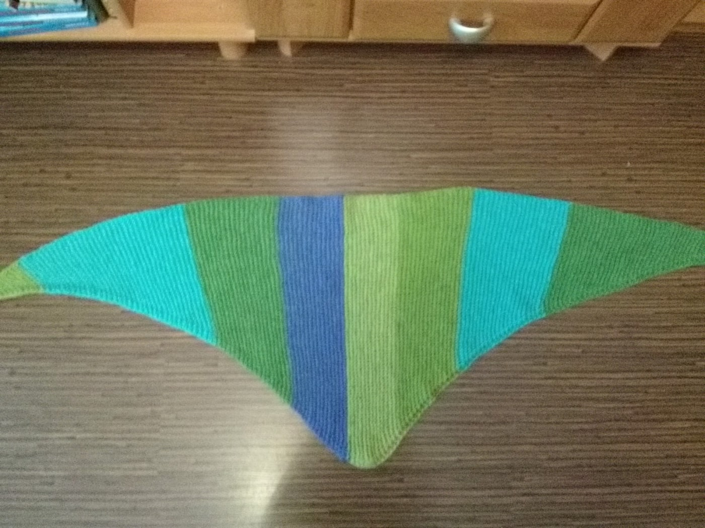 Бактус вязаный (разноцветный)
