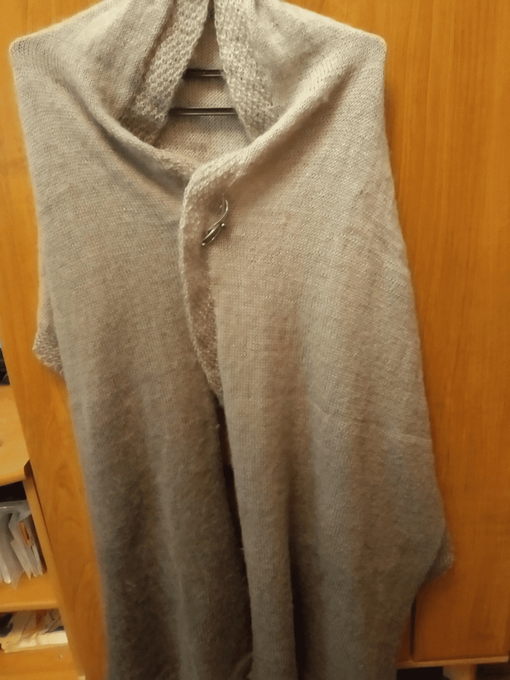 Палантин-шарф