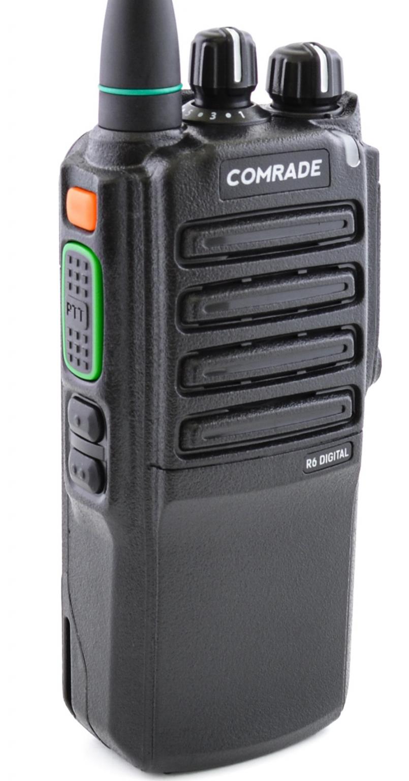 Рация COMRADE R6 DIGITAL (Официальный дилер в России)