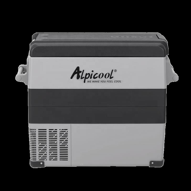 Kомпрессорный автохолодильник с морозильной камерой NCF55 (+ Аккумулятор холода в подарок!)