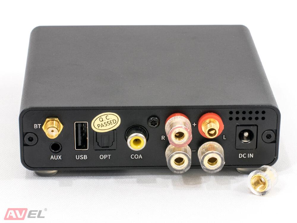 Bluetooth усилитель AVEL AV275BT (+ Разветвитель в подарок!)