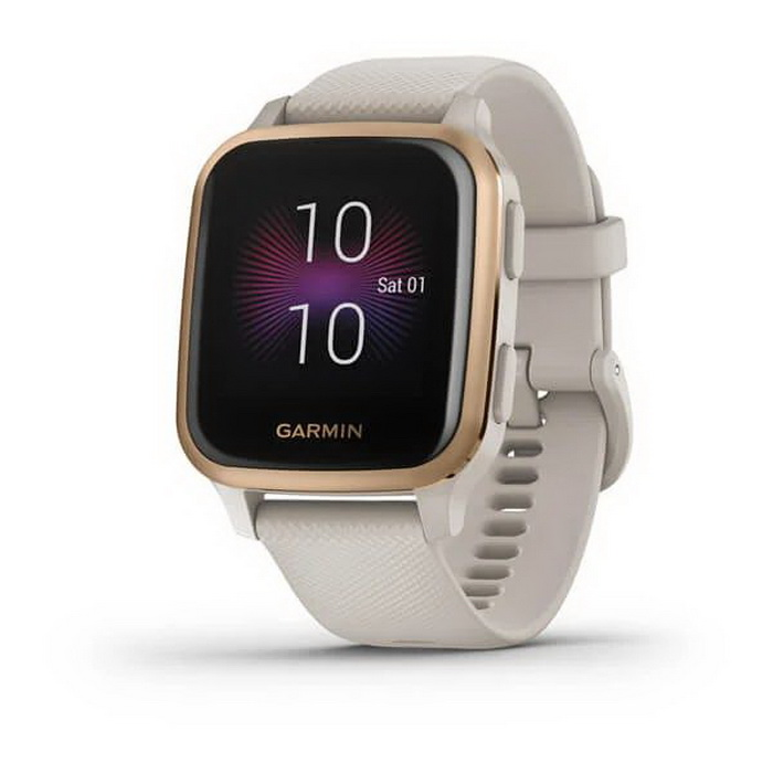 Часы Garmin Venu Sq Music Edition песочный