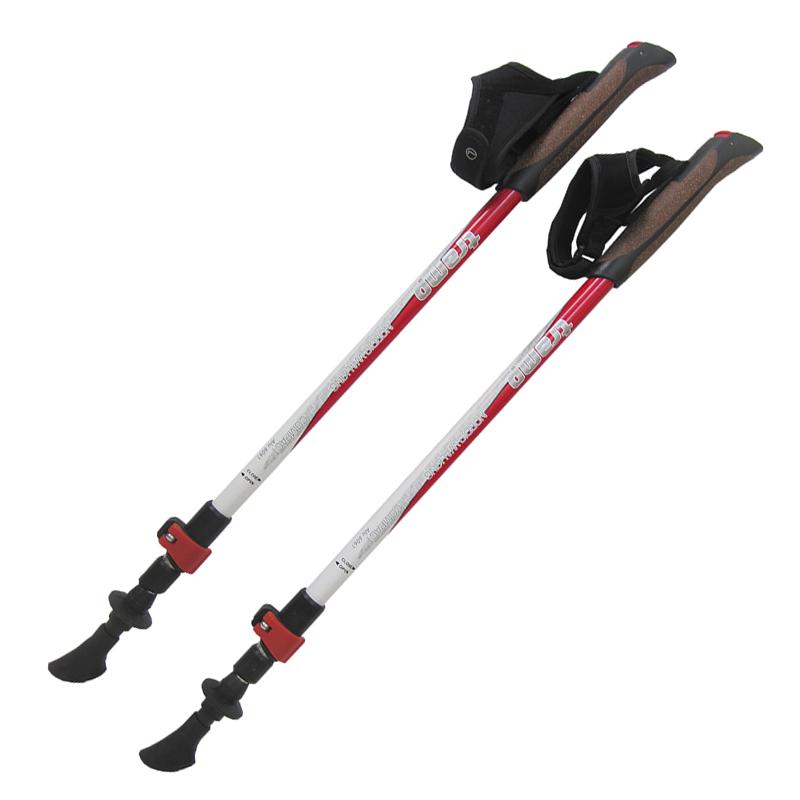 Палки для скандинавской ходьбы Compact - Tramp TRR-004 (+ Антисептик-спрей для рук в подарок!)