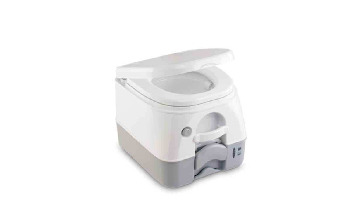 Портативный туалет DOMETIC 972 (+ Антисептик-спрей для рук в подарок!)