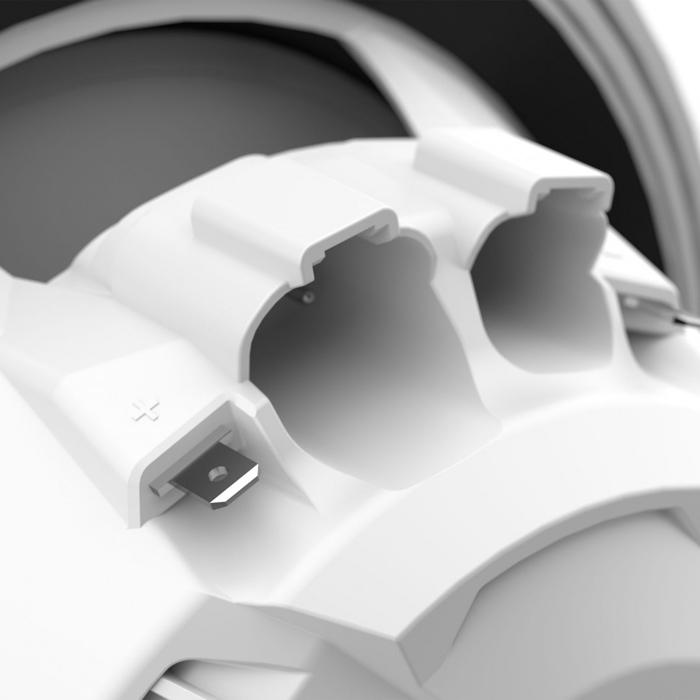 """Влагозащищенные динамики 6.5"""" Rockford Fosgate M1-6B, LED, RMS 75Вт, чёрный (+ Антисептик-спрей для рук в подарок!)"""
