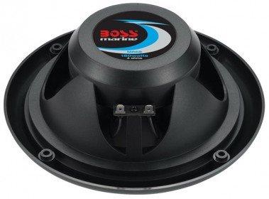 """Влагозащищенные динамики BOSS Audio Marine MR6B (6,5"""", 180 Вт.) черный (+ Антисептик-спрей для рук в подарок!)"""
