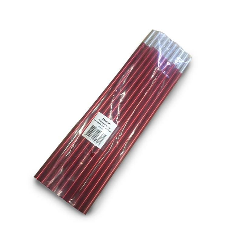 Сегменты дуг Tramp 9,5 мм (алюминий 10 шт) (+ Антисептик-спрей для рук в подарок!)