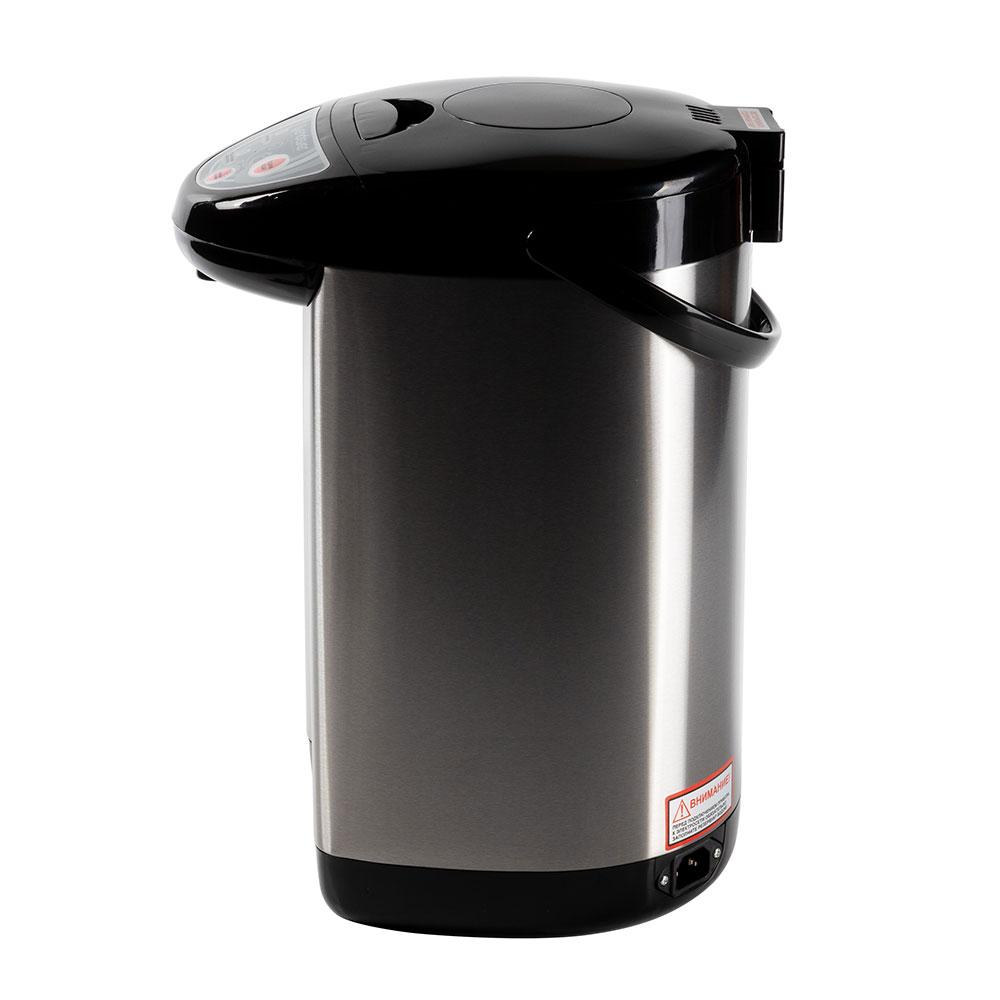 Термопот электрический Endever Altea-2035 (черный/стальной)