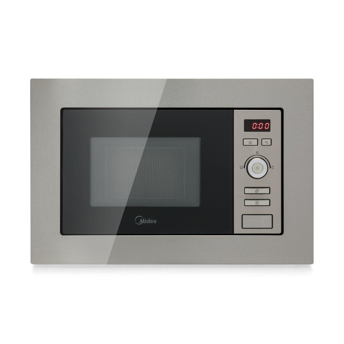 Встраиваемая микроволновая печь AG820BJU-SS